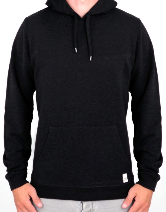 ELSK SWEAT - BASIC DARK GREY HOODIE