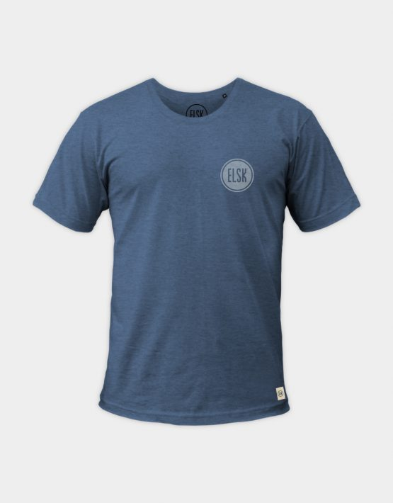 ELSK T-SHIRT - SC.05 Mens Tee Navy