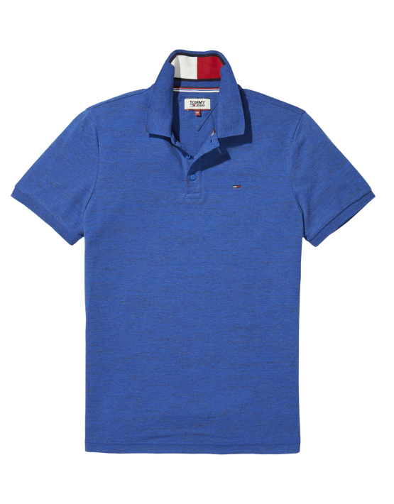 TJM - Slim Polo Light Blue | Gate 36 Hobro