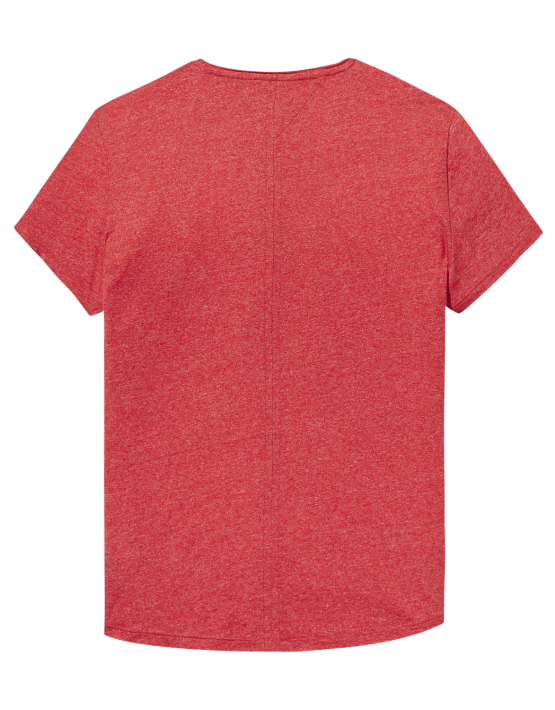 TJM - Basic CN Knit S/S Racing Red | Gate 36 Hobro