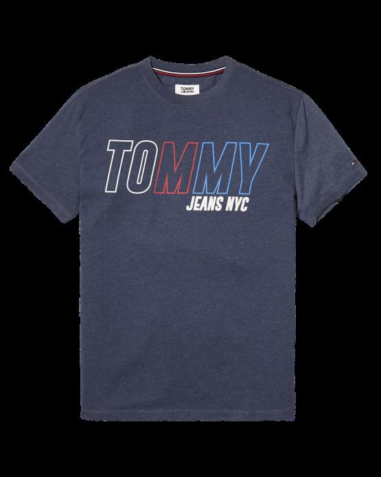 TJM - Block Logo Navy | Gate 36 Hobro