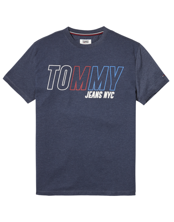 TJM - Block Logo Navy | Gate 36 Hobro