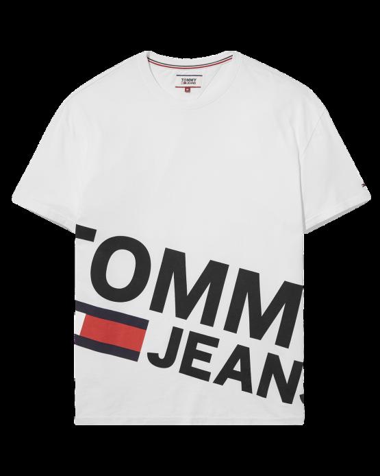 TJM - Essential Magnified Logo White | Gate 36 Hobro