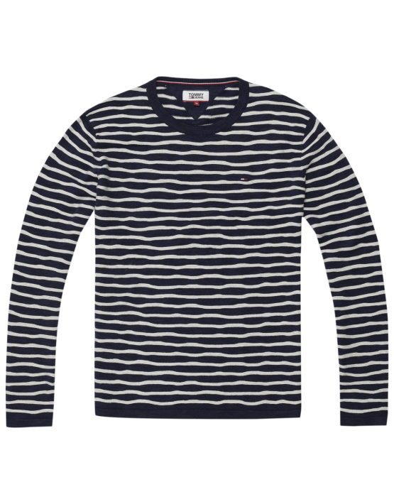 TJM - Uneven Stripe Navy | Gate 36 Hobro
