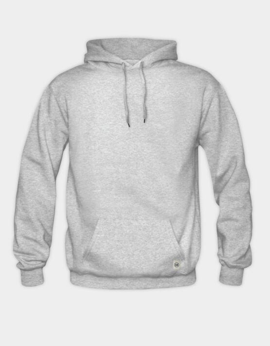 ELSK SWEAT - BASIC LIGHT GREY HOODIE | Gate 36 Hobro