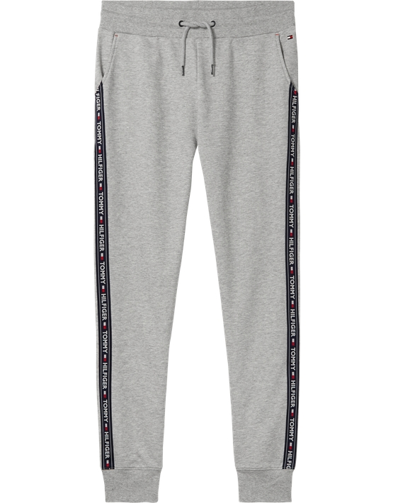 HILFIGER - SWEAT PANTS GREY | Gate 36 Hobro