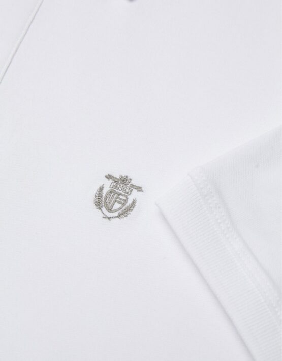 Selected - Aro Polo White | Gate 36 Hobro