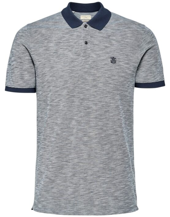 Selected - Aro Polo Dark Sapphire/Twist Limted Edition | Gate 36 Hobro