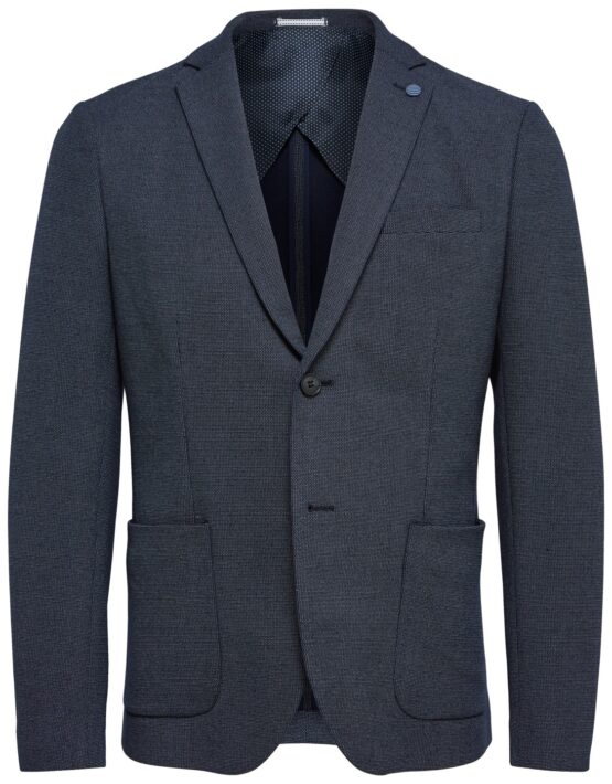 Selected Blazer - Aiken Navy | Gate 36 Hobro