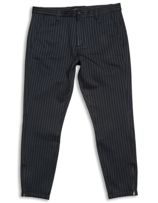 GABBA - PISA PANTS Navy Pin | Gate 36 Hobro