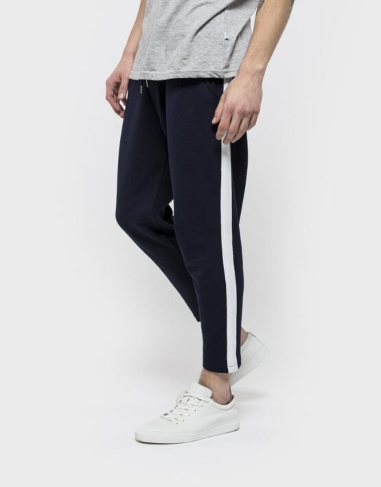 RVLT Pants - Navy/Off White | Gate 36 Hobro