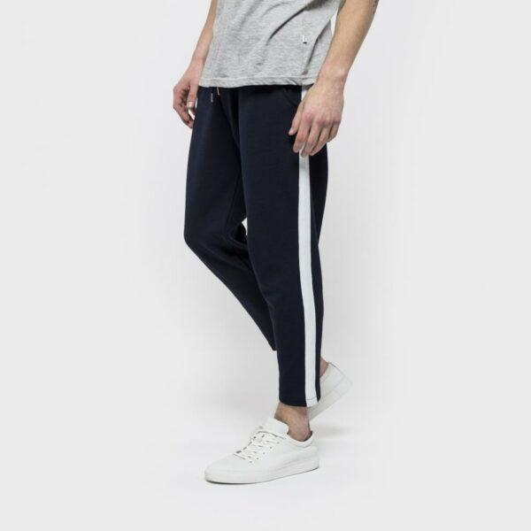 RVLT Pants - Navy/Off White | Gate 36 Hobro