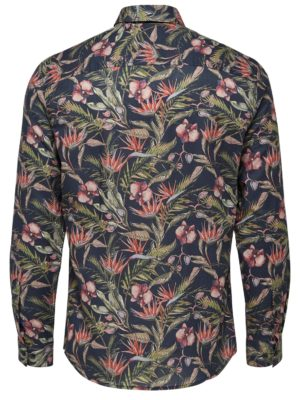 Selected Skjorte - Shxonebryan shirt AOP | Gate 36 Hobro