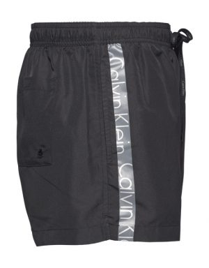 Calvin Klein - BS Logo Black   Gate 36 Hobro