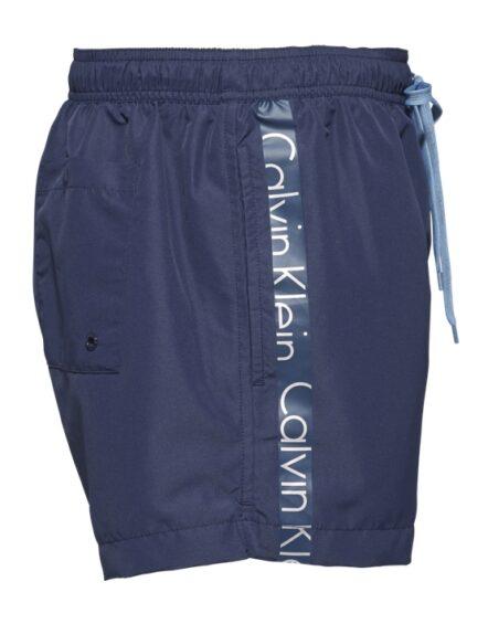 Calvin Klein - BS Logo Navy | Gate 36 Hobro