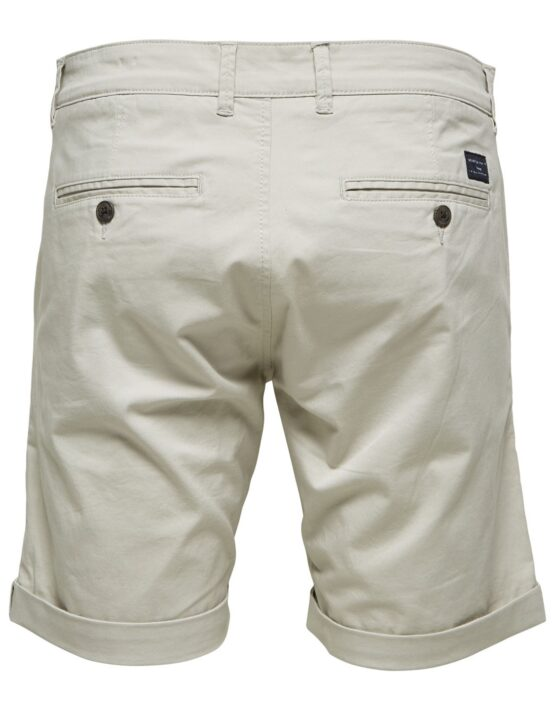 SELECTED - Ryan Straight Shorts Sand | Gate 36 Hobro