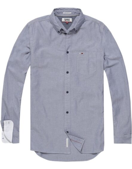 TJM – Clasic Skjorte Grey