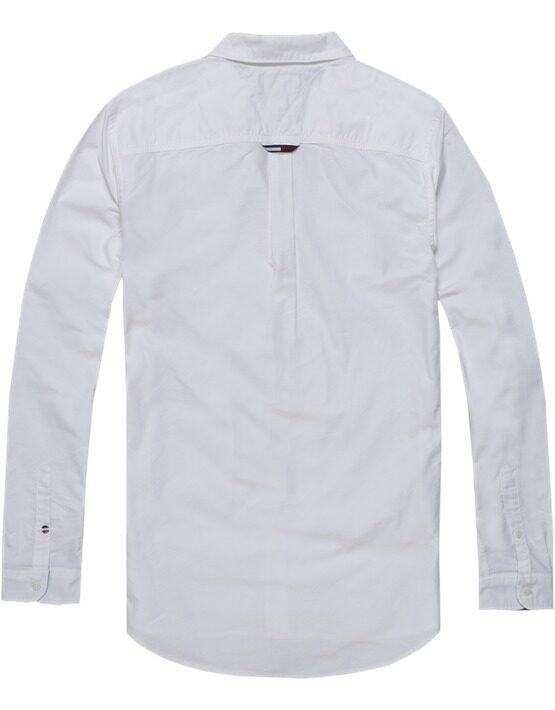 TJM - Clasic Skjorte White | Gate 36 Hobro