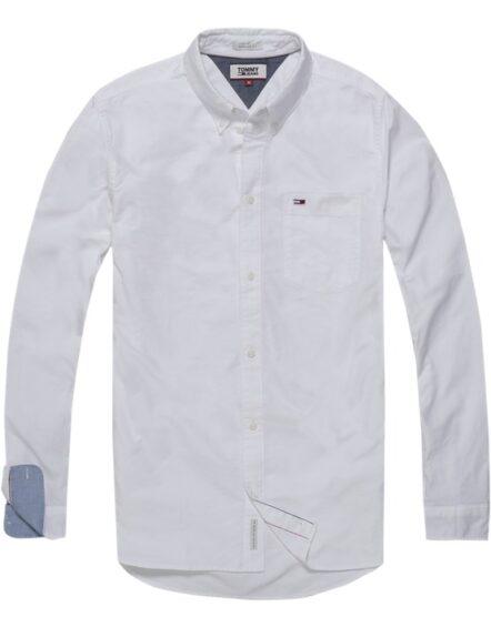 TJM – Clasic Skjorte White