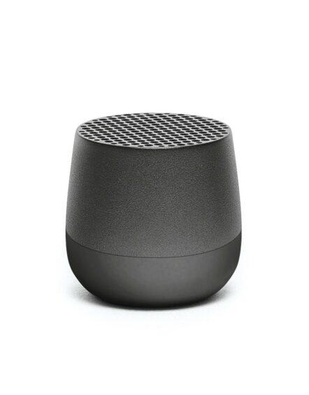 LEXON – Mino Bluetooth Speaker Gun Metal