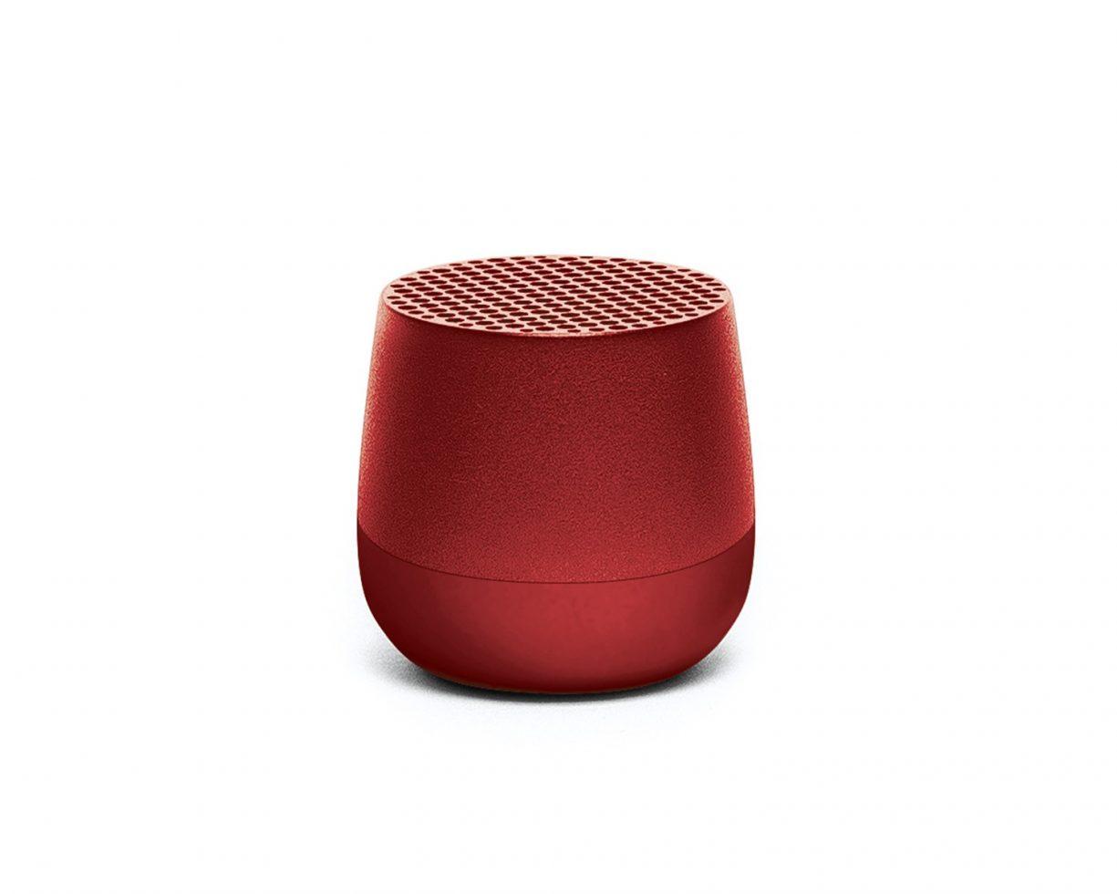 LEXON Mino Speaker Red - GATE36 Hobro