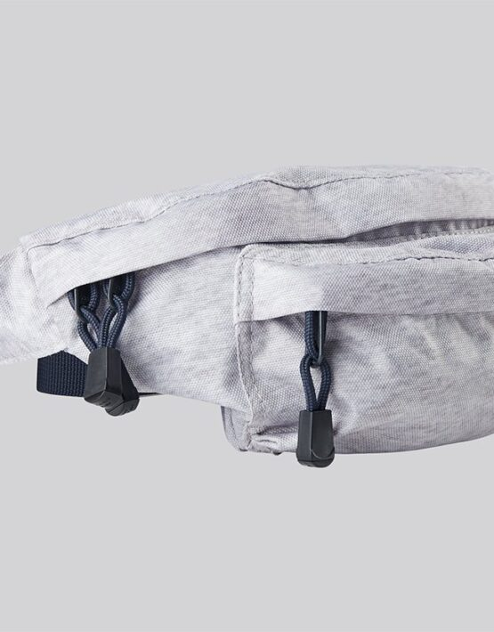 H2O - LIND WAIST BAG LIGHT GREY MEL | Gate 36 Hobro