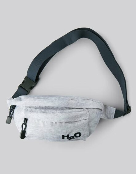 H2O – LIND WAIST BAG LIGHT GREY MEL