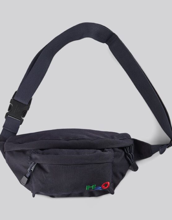 H2O - LIND WAIST BAG NAVY | Gate 36 Hobro
