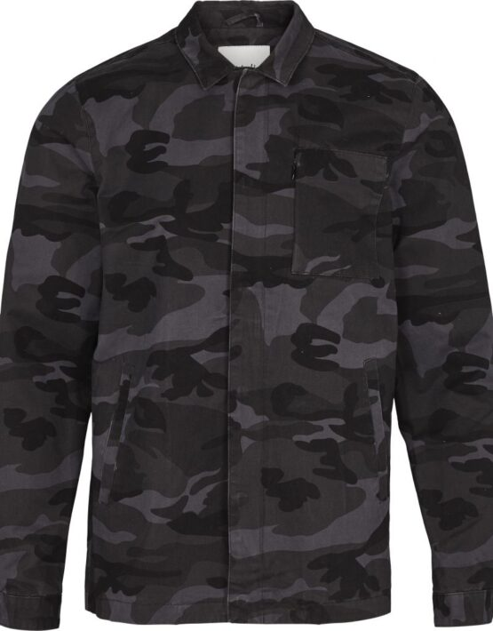Just Junkies - City New Camo Jakke | Gate 36 9500 Hobro