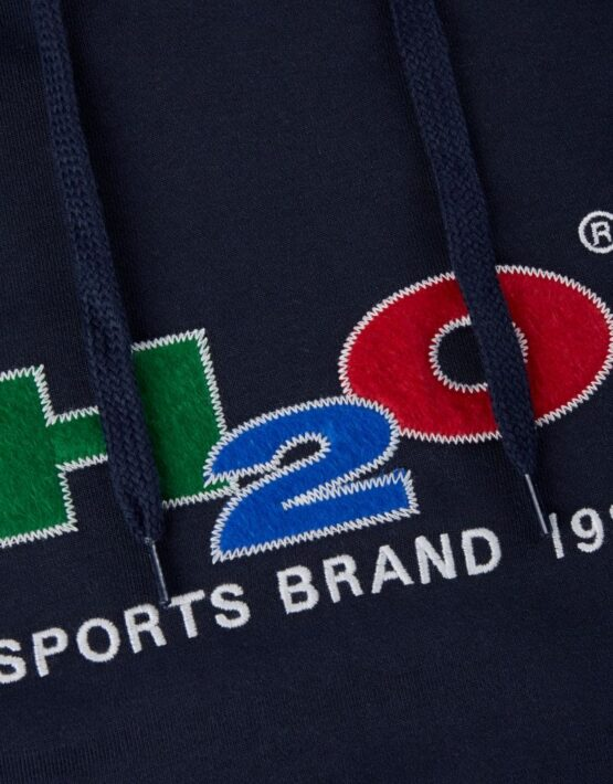 H2O Hoodie - Absalon Logo Navy | Gate 36 9500 Hobro