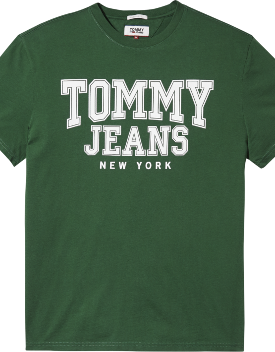 TJM - Essential College Tee Green | Gate 36 9500 Hobro