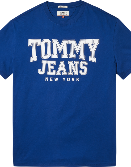 TJM - Essential College Tee Blue | Gate 36 9500 Hobro