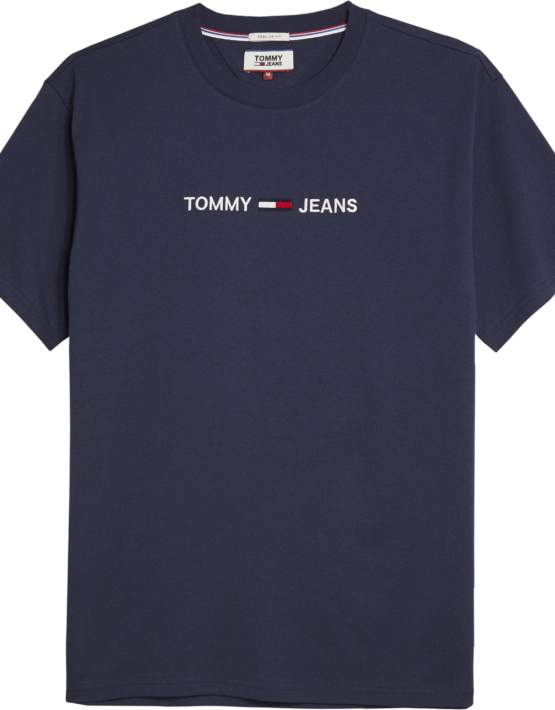 TJM -Text Tee Navy | Gate 36 9500 Hobro