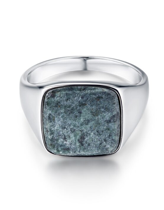 Verde Signature Silver Ring | Gate 36 Hobro