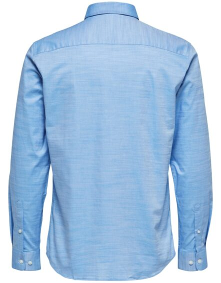 Selected Skjorte - Slim Kris Light Blue | Gate 36 Hobro 9500