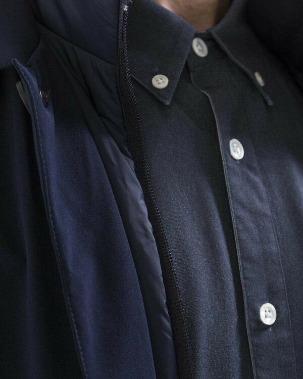 NN07 - Blake 8142 Navy Blue Jacket | Gate 36 Hobro 9500