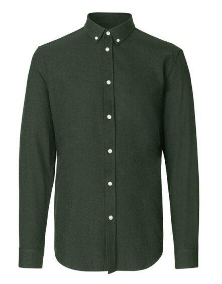 Samsøe Samsøe Skjorte – LIAM BX 6641 Green