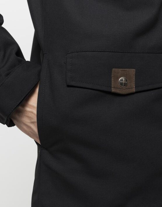 RVLT - Jacket Leif Parka Black | Gate 36 Hobro 9500