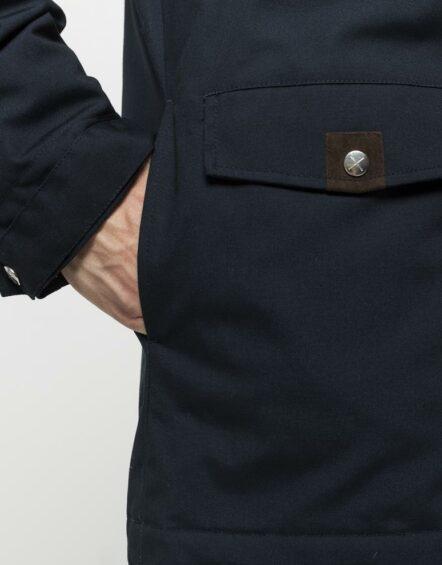 RVLT - Jacket Leif Parka Navy | Gate 36 Hobro 9500