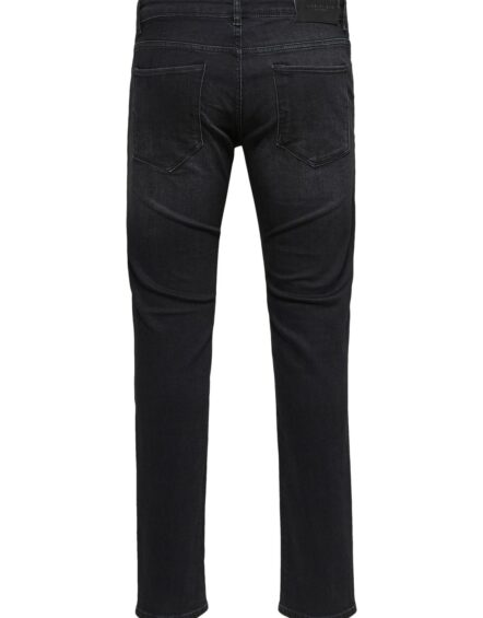 Selected - Slim Leon 6138 Wash Black | Gate 36 Hobro