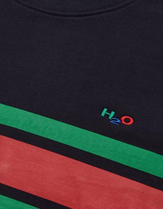 H2O sweat - Gilleleje Sweat O-neck Navy   Gate 36 Hobro