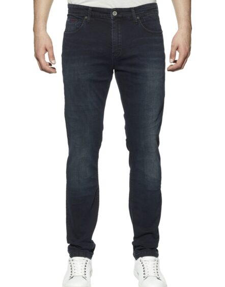 TJM – Steve Slim Tapered Dark Blue