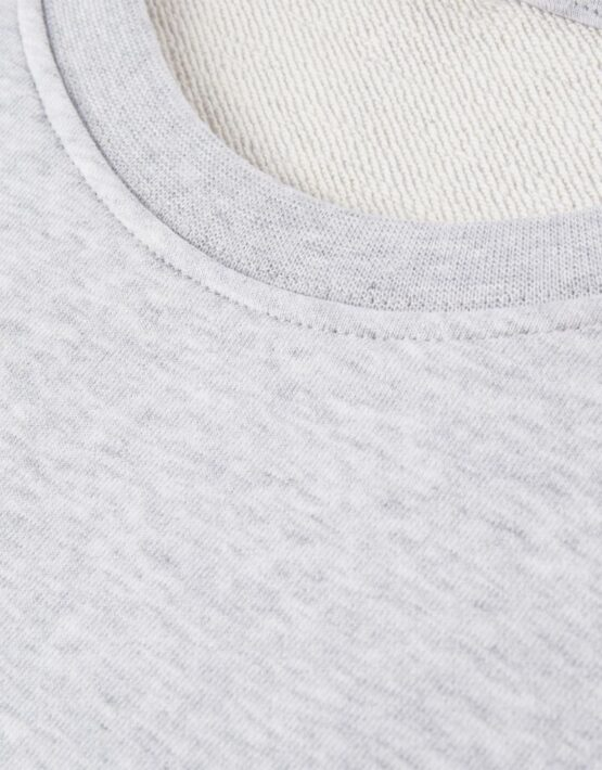 H2O sweat - Lind Sweat O-neck Grey | Gate 36 Hobro