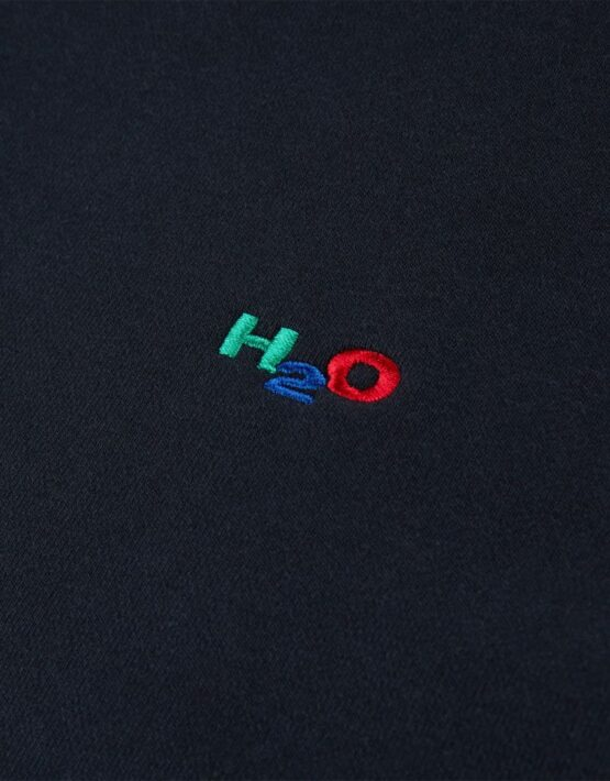 H2O sweat - Lind Sweat O-neck Navy   Gate 36 Hobro