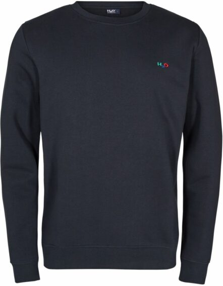H2O sweat – Lind Sweat O-neck Navy