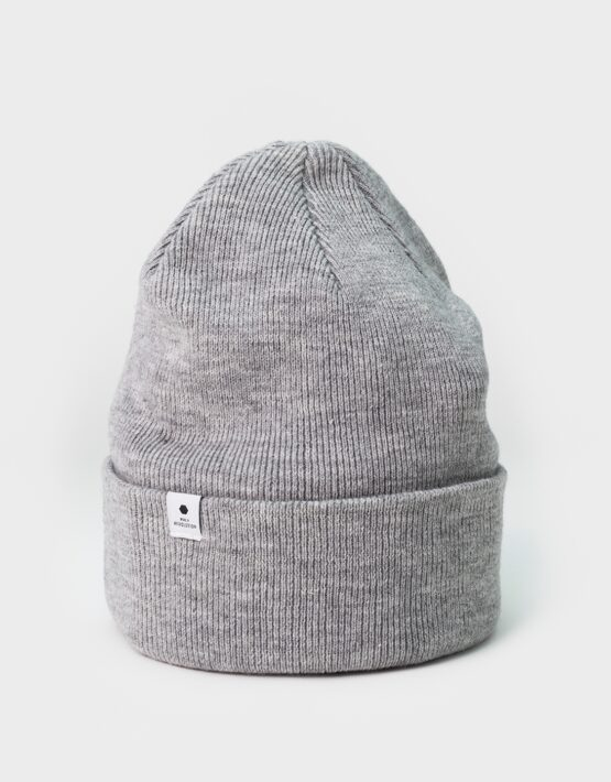 RVLT Louis Beanie Grey | GATE36 Hobro