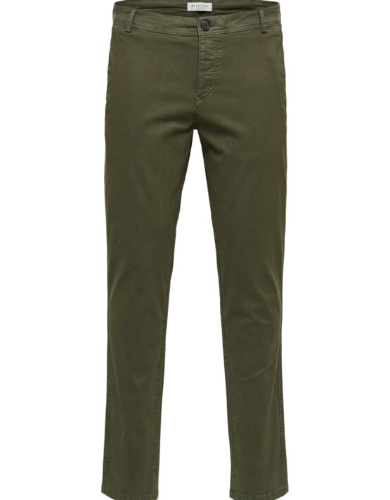 Selected – Skinny Luca Pants Deep Depth