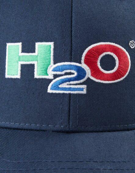 H2O - Crown Cap Logo Navy   Gate 36 Hobro