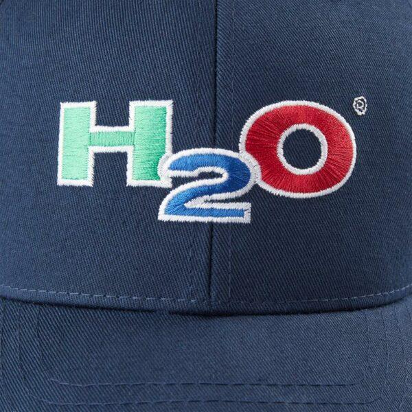 H2O - Crown Cap Logo Navy | Gate 36 Hobro