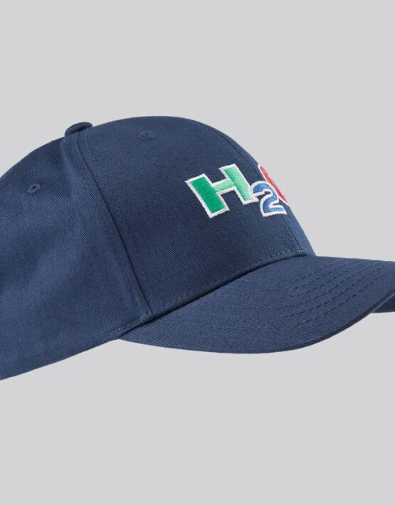 H2O - Crown Cap Logo Navy | Gate 36 Hobro